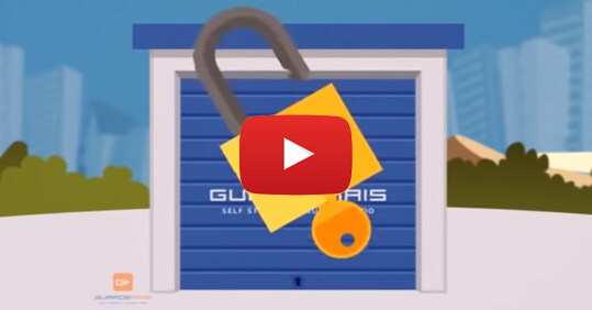 Vídeo - Guarde Mais Self Storage